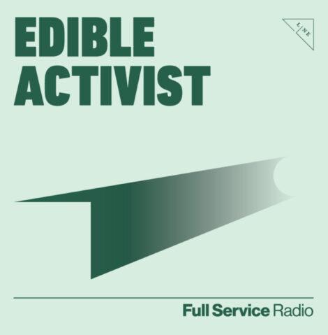 Edible Activist Podcast Logo